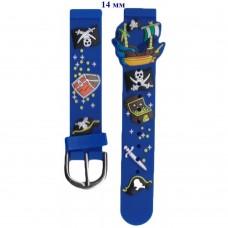 KIDS Пираты синий ремешок