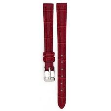 Ремень SWISS CHALLENGE  10 мм (красный ,застёжка хром)