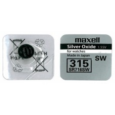 MAXELL 315 (SR716SW)