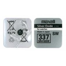 MAXELL 337 (SR416SW)