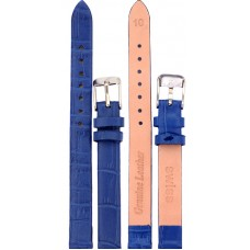 Ремень SWISS LINK 10 мм (синий ,застёжка хром)