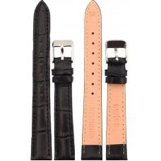 Ремень SWISS LINK 14 мм (чёрный ,застёжка хром)