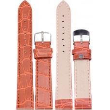 Ремень ASA 18 мм (рыжый ,застёжка хром)