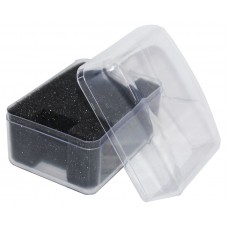 Коробка ЛЮКС (Прозрачная)     Размеры: 100*75*75мм